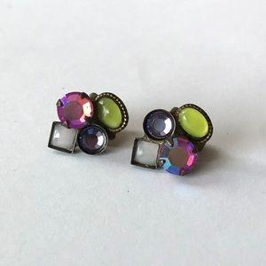 Sorrelli Sterling Silver Earrings